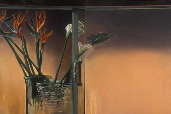 Birds of Paradise -  Paintings by Deda Jacobsen